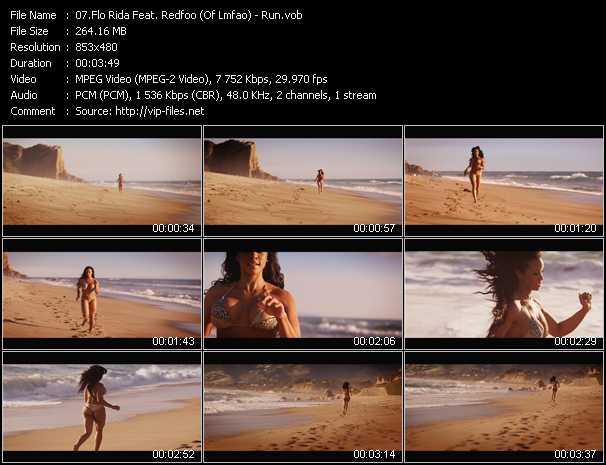 Flo Rida Feat. Redfoo (Of Lmfao) video screenshot