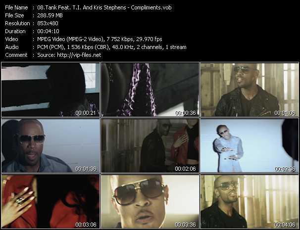 Tank Feat. T.I. And Kris Stephens video screenshot
