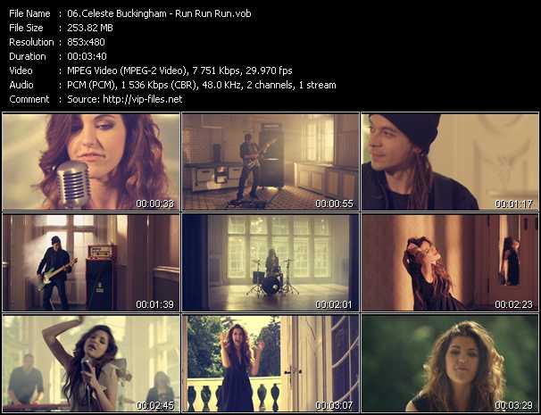 Celeste Buckingham video screenshot