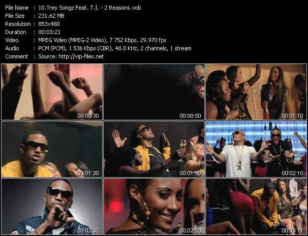 Trey Songz Feat. T.I. video screenshot