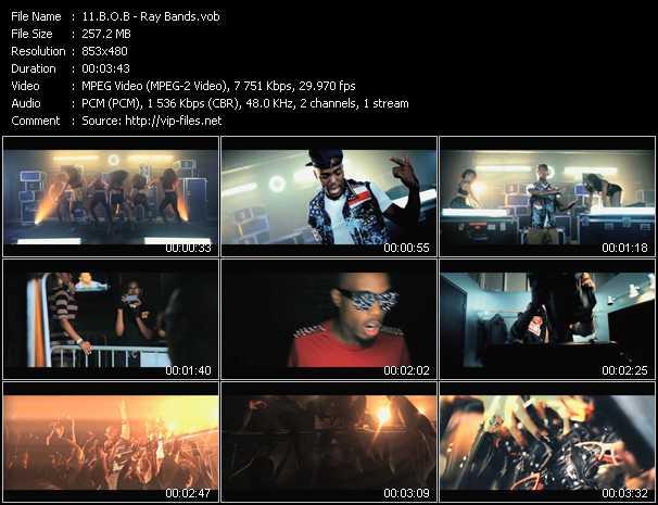 B.O.B. video screenshot