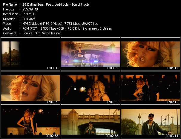 Dafina Zeqiri Feat. Ledri Vula video screenshot