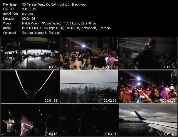 Farace Feat. Kid Colt video screenshot