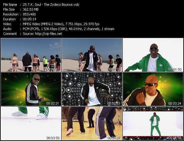 T.K. Soul video screenshot