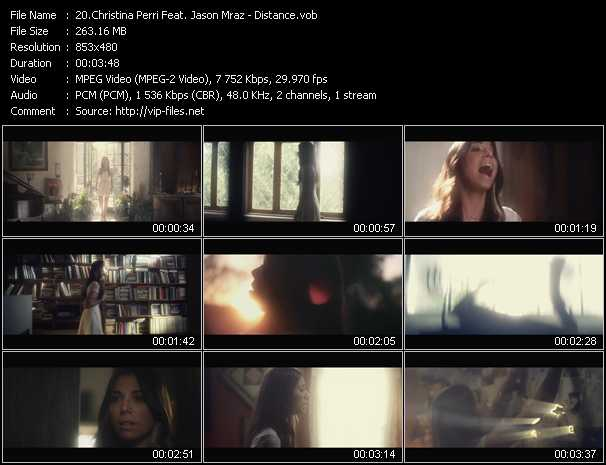 Christina Perri Feat. Jason Mraz video screenshot