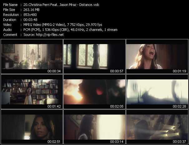 Christina Perri Feat. Jason Mraz video screenshot