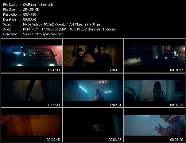 Fazer video screenshot