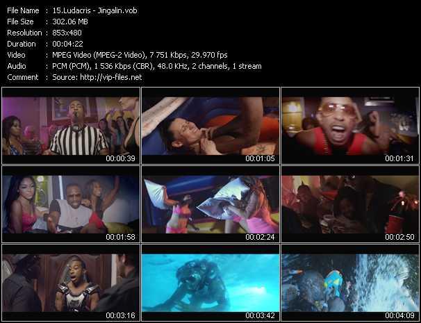 video Jingalin screen