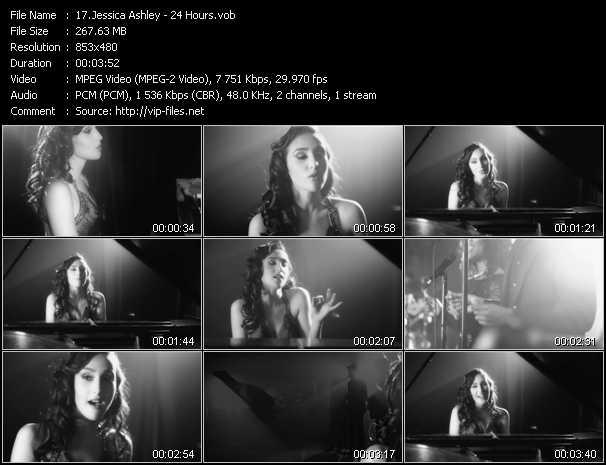 Jessica Ashley video screenshot
