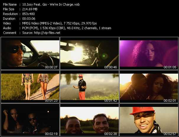 Issy Feat. Gio video screenshot