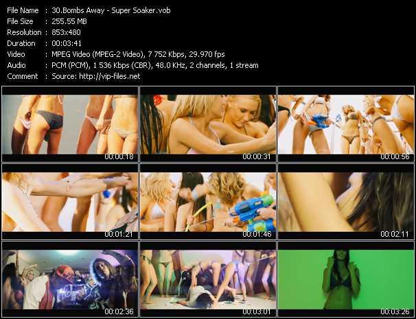 Bombs Away video screenshot