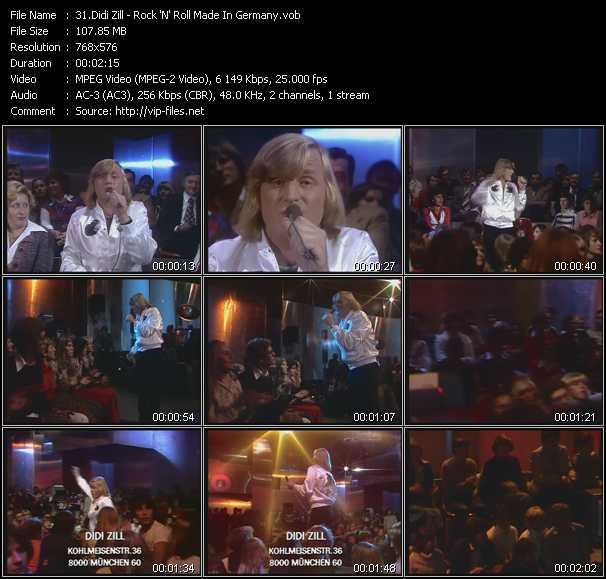 Didi Zill video screenshot