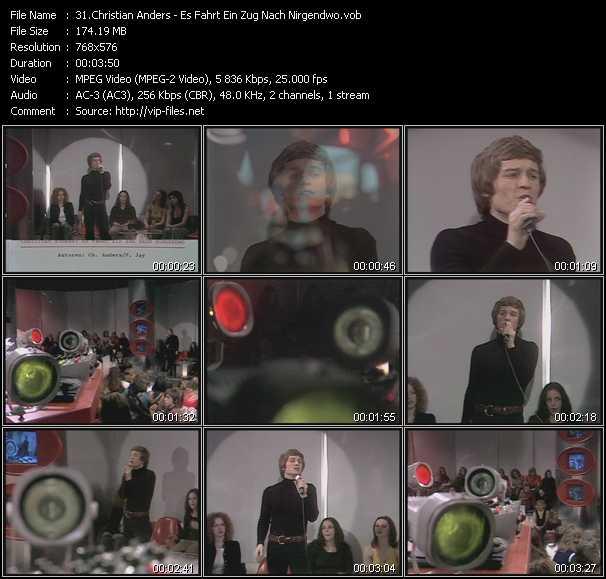 Christian Anders video screenshot