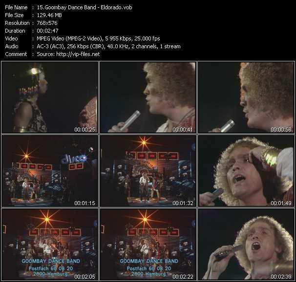 Goombay Dance Band video screenshot