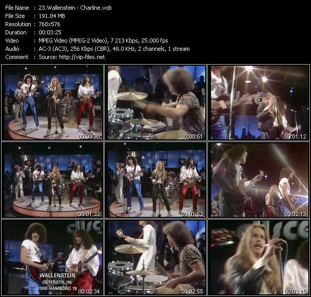 Wallenstein video screenshot