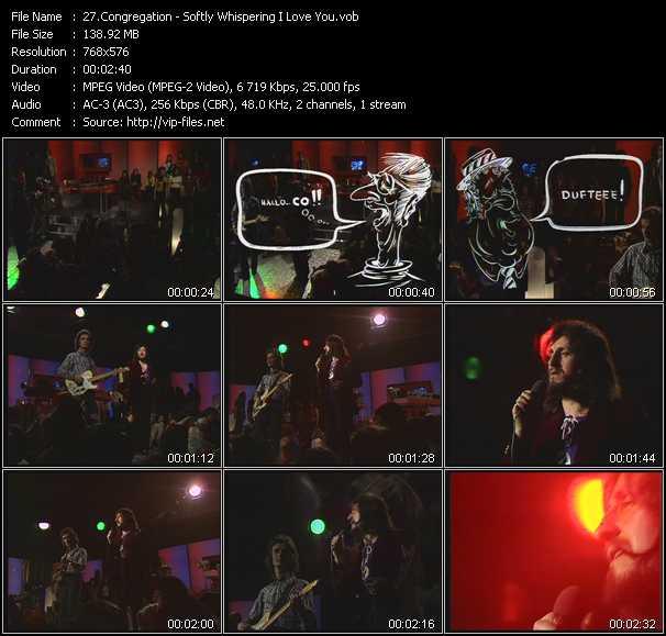 Congregation video screenshot