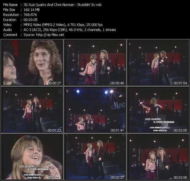 Suzi Quatro And Chris Norman video screenshot