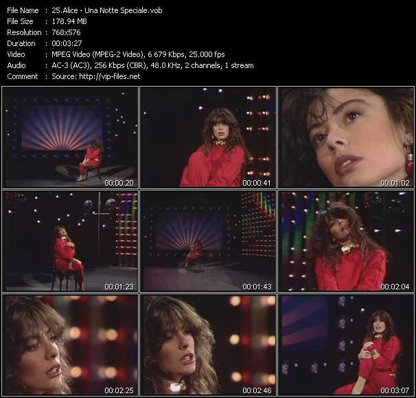 Alice video screenshot