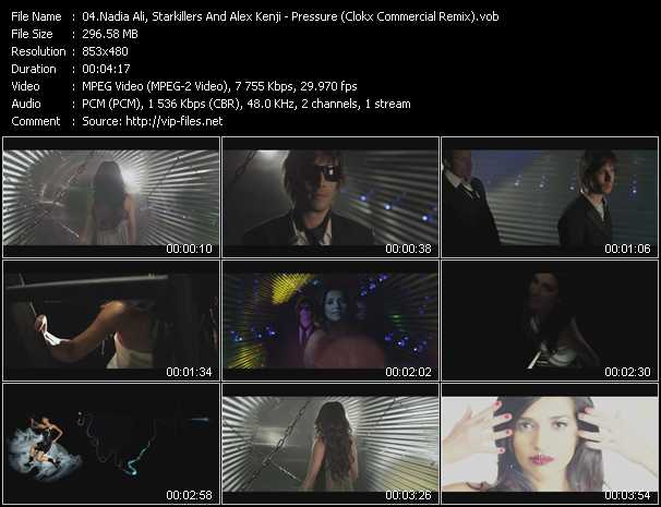 Nadia Ali, Starkillers And Alex Kenji video screenshot