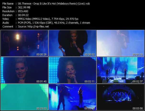 Therese video screenshot