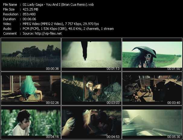 video You And I (Brian Cua Remix) screen