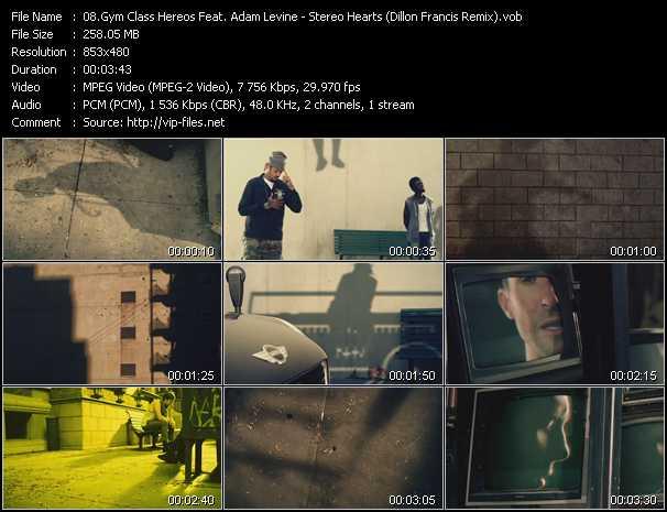 Gym Class Heroes Feat. Adam Levine video screenshot