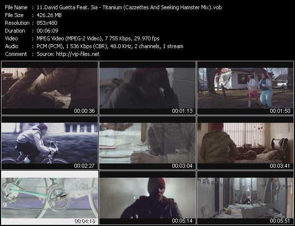 David Guetta Feat. Sia video screenshot