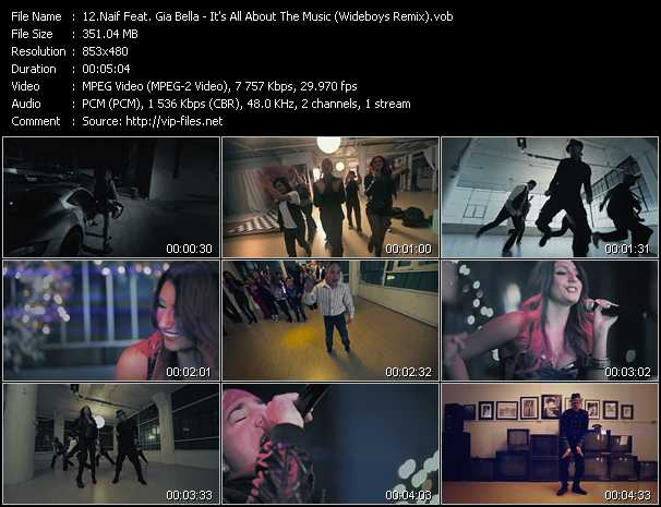 Naif Feat. Gia Bella video screenshot