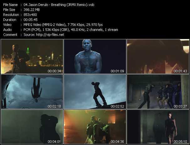 video Breathing (JRMX Remix) screen