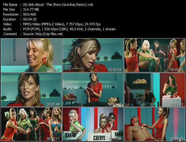 video The Show (Gravitas Remix) screen