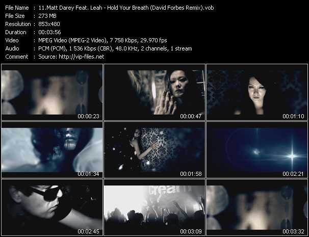Matt Darey Feat. Leah video screenshot