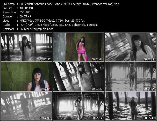 Scarlett Santana Feat. C And C Music Factory video screenshot