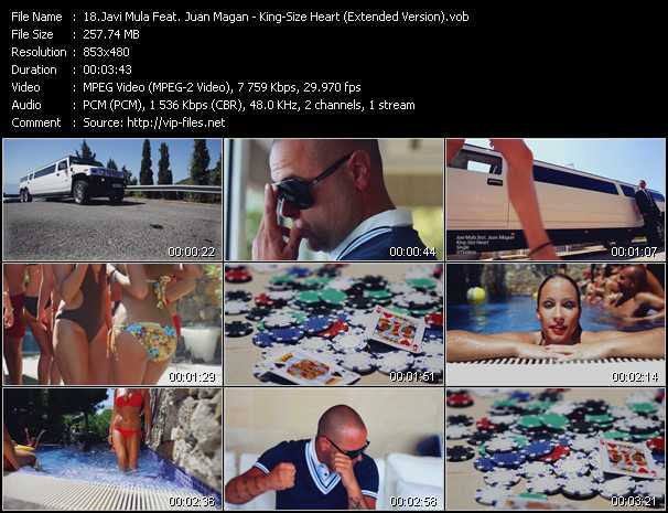 Javi Mula Feat. Juan Magan video screenshot
