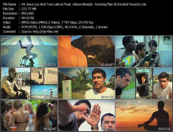 Jesus Luz And Yves La Rock Feat. Liliana Almeida video screenshot
