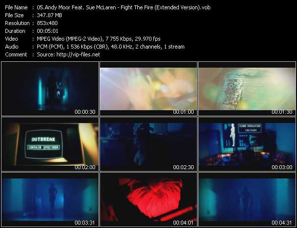 Andy Moor Feat. Sue McLaren video screenshot
