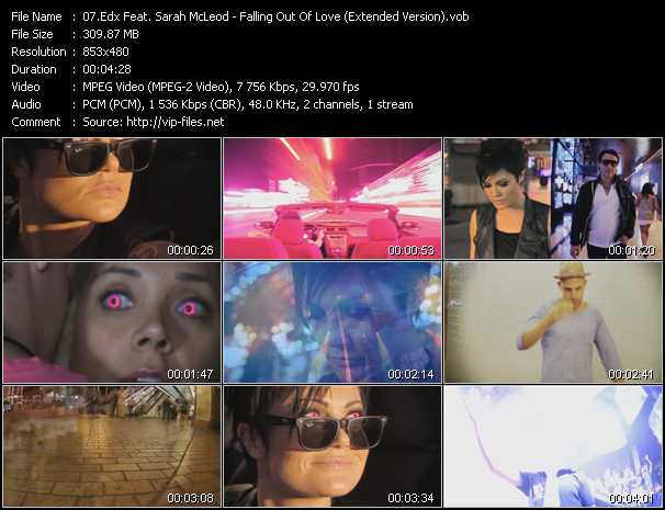 Edx Feat. Sarah McLeod video screenshot
