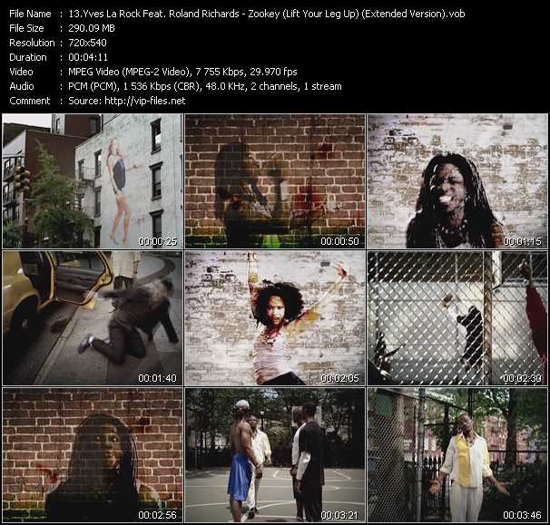 Yves La Rock Feat. Roland Richards video screenshot