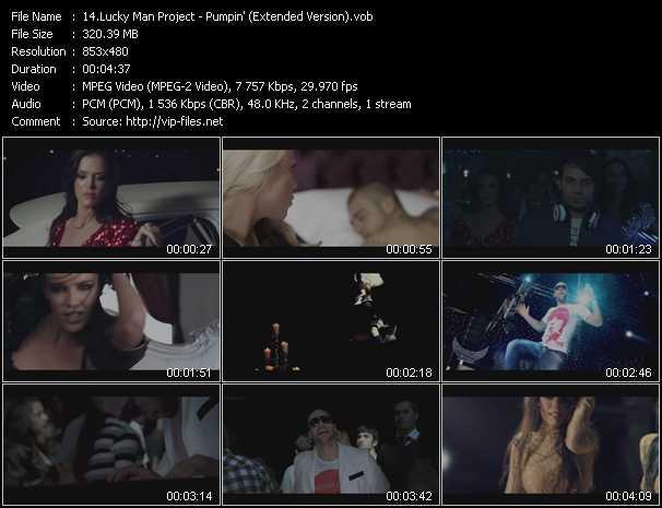 Lucky Man Project video screenshot
