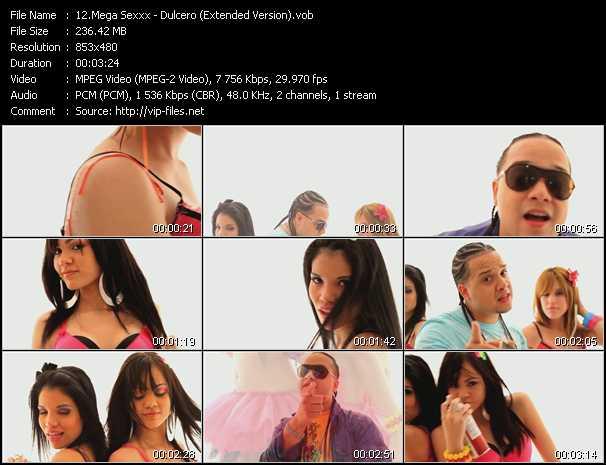Mega Sexxx video screenshot