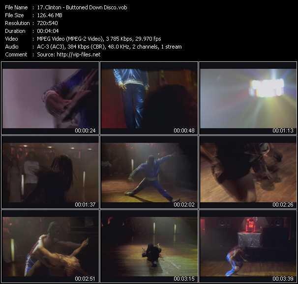 Clinton video screenshot