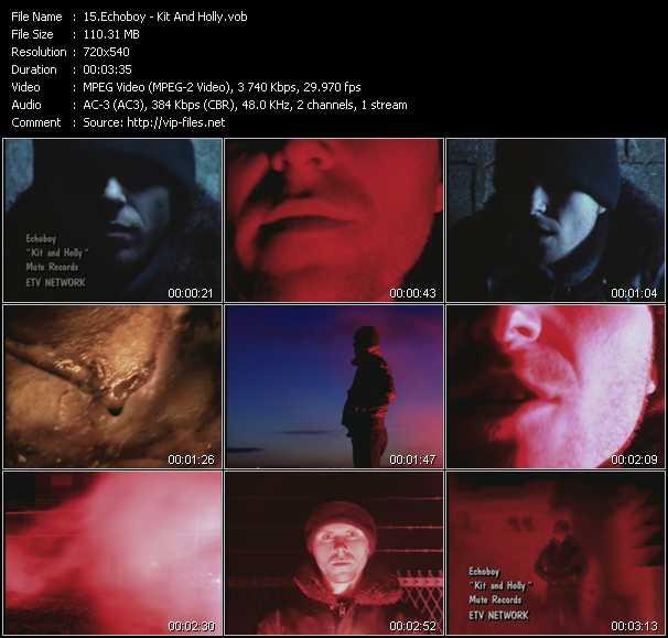 Echoboy video screenshot