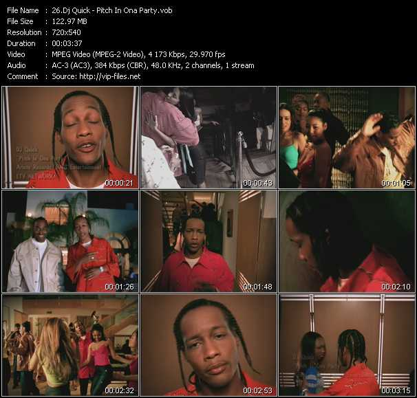 Dj Quik video screenshot