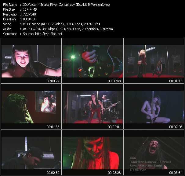 Vulcan video screenshot