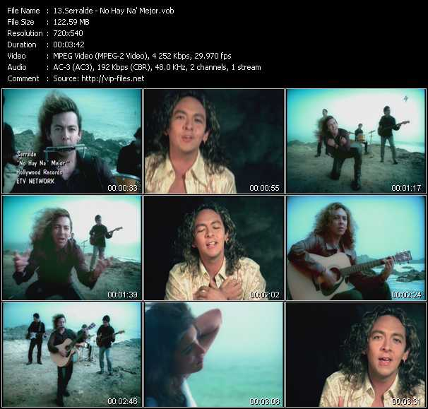 Serralde video screenshot