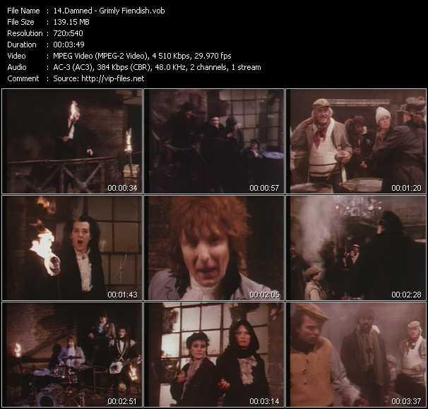 Damned video screenshot