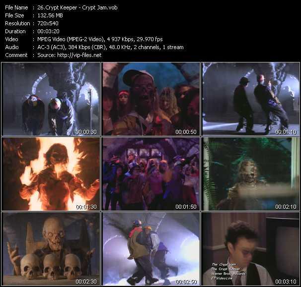 Crypt Keeper video screenshot