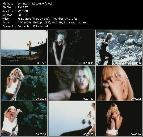 Anouk video screenshot