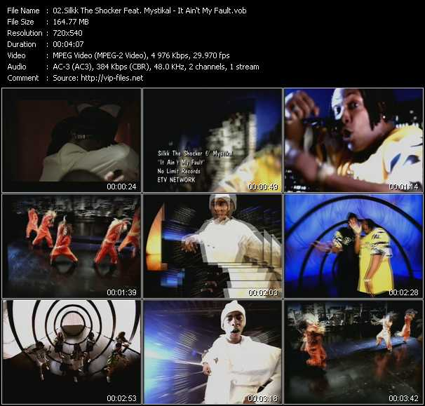 Silkk The Shocker Feat. Mystikal video screenshot