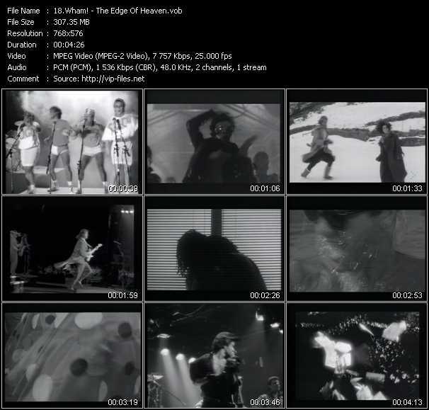 video The Edge Of Heaven screen