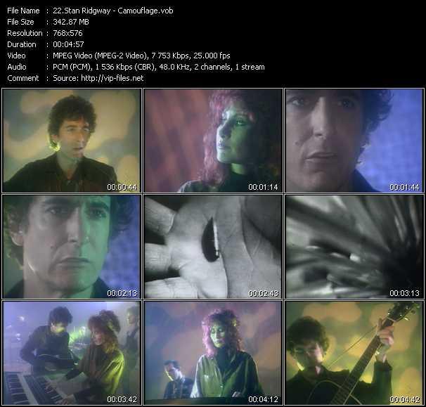 Stan Ridgway video screenshot